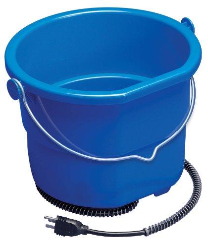 API 10 Quart Heated Bucket  10FB (Heated Flat Bucket)