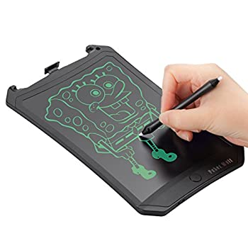 Lcd Writing Board Drawing Board New Arrival Writing Tablet Great Gift For Kids Writing Pad For Ault Useful At Office 8.5 Inch (Black) 1