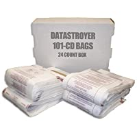 Datastroyer 101-CD Shredder Bag
