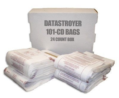 Whitaker House Datastroyer 101-CD Shredder Bag