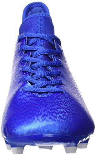 adidas X 16.3 FG, Botas de Fútbol Para Hombre Blue