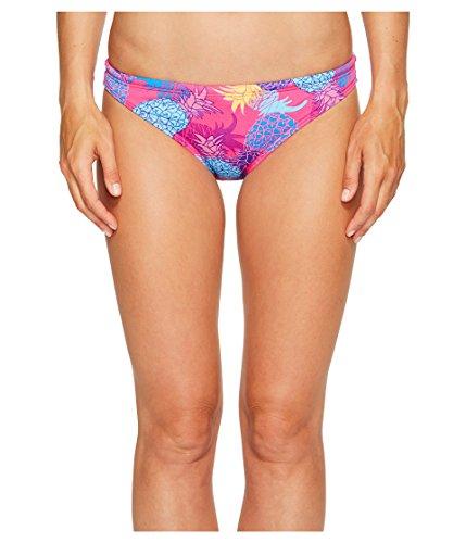 TYR Women's Panama Bikini Bottom Pink/Multi ()