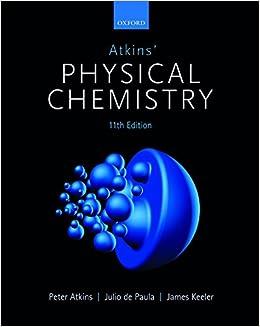 physical chemistry gre bdf