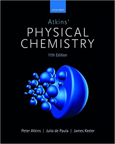 Physical Chemistry Donald Mcquarrie Pdf