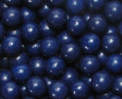 Navy Blue Sixlets Candy 1 Pound ( 16 Ounce )]()