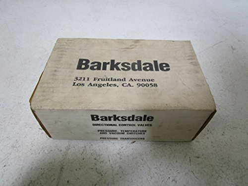 Barksdale C9612-1 Pressure Switch C96121