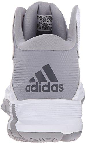 Grey White D Nuovo Adidas 6 Da light Howard Nero Basket rosso Scarlatto Grey dark Scarpa 4wq16