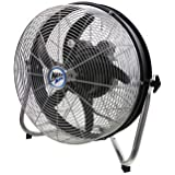 MaxxAir 18 Floor Fan with Internal Oscillation ES