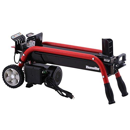 Homelite 5-Ton Electric Log Splitter-UT49103 ()