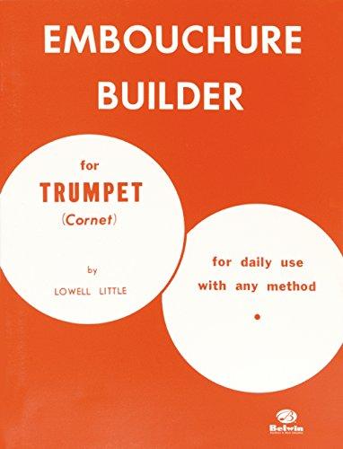 Alfred The Embouchure Builder Trumpet Method Book ()