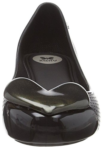 Schuhe Flache Pop Beauty 3 Womens Zaxy Ballerinas von Black Heart w5dWqCwv