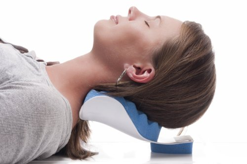 Dr. Kay's Theraputic Neck Support Tension Reliever , Neck and Shoulder Relaxer by Dr Kay's (Image #1)