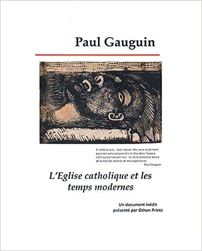 Ebook gratuit pour joomla à télécharger L'Eglise catholique et les temps moderne PDF CHM 2849605123 by Paul Gauguin