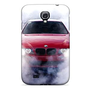 For Galaxy S4 Tpu Phone Cases Covers(bmw 5 Series)