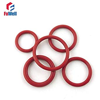 thickness 2mm Gasket outside diameter 48mm select inside dia, material, pack