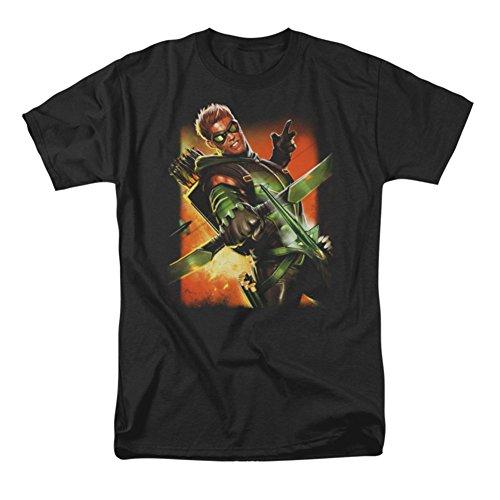 Green Arrow New 52 #1 T-Shirt