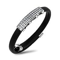 Alaxy Bangle Bracelets Made with Swarovski Crystal