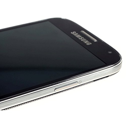 Samsung Galaxy S4 GT-I9500 32GB Factory Unlocked Android Smartphone - International Version - No Warranty (Black Mist)