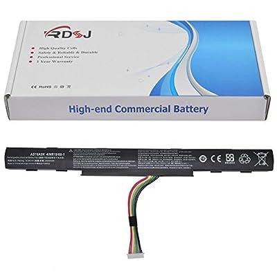 AS16A5K Battery for Acer Aspire E15 E5-475G 523G 553G 573G 575G 774G E5-575 E5-575-59QB Series Laptop AS16A7K AS16A8K 14.6V 2600mAh by RDSJ