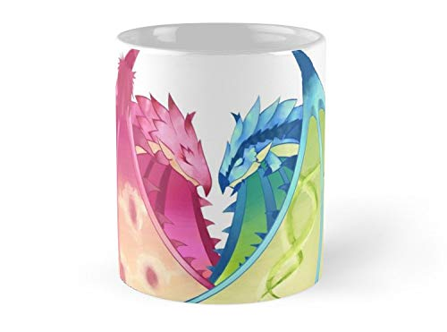 Army Mug Monster Hunter Valentine Mug - 11oz Mug - Features wraparound prints - Dishwasher safe - Made from Ceramic - Best gift for family friends -