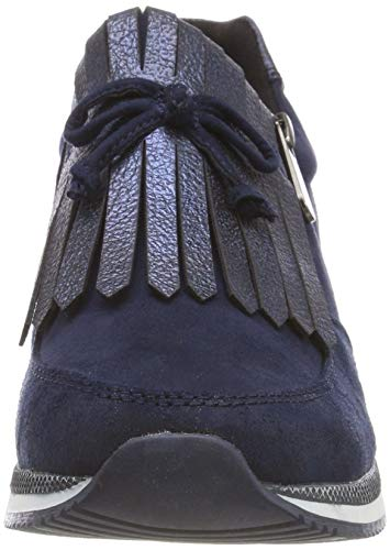 888 2 Women's 888 Dk Slip 2 Dk Trainers Tozzi navy on 24702 Comb Marco Comb Navy Blue 21 888 Blue qtAYHfw