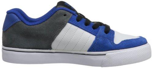 DC CHASE 320233A-BGC - Zapatillas de skate para niños Azul (Blu (Blau (BLUE/GREY)))