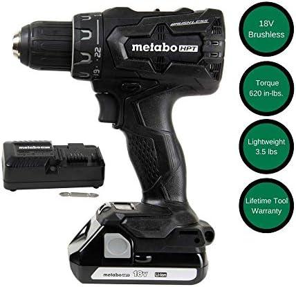 Metabo HPT 18V Cordless Driver Drill