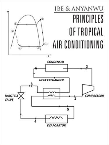 ba91dd983215 Principles of Tropical Air Conditioning  Chris A. Ibe  9781477242186   Amazon.com  Books
