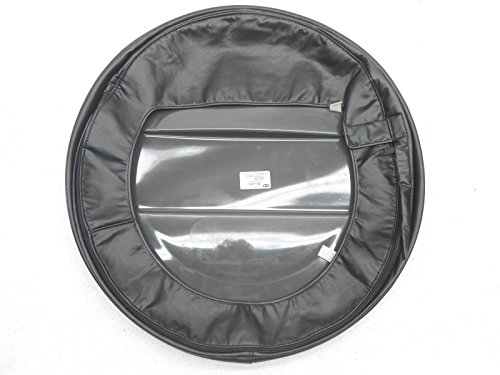 New OEM 2001 Kia Sportage Spare Tire Cover - UP01L-AY009 by Kia (Image #2)