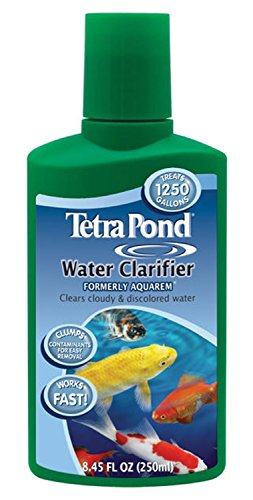 TetraPond Water Clarifier, 8.4-Ounce, 250-Ml