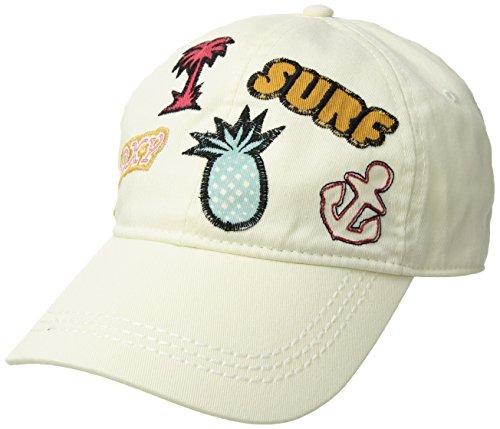 Roxy Junior's Dear Believer Baseball Hat, Marshmallow, One Size - Roxy Halter Halter Dress