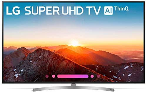 LG Electronics 75SK8070PUA 75-Inch 4K Ultra HD Smart LED TV (2018 Model) (Renewed)