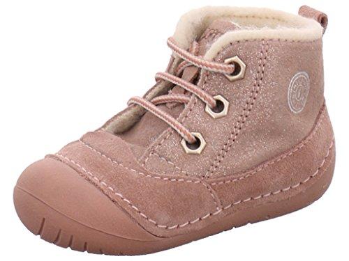 Primigi 4004-200 - Zapatos primeros pasos de Piel para niña Rosa - rosa