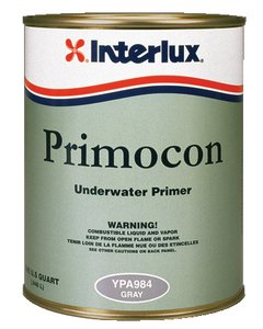 Interlux Primers (Interlux YPA984/QT Primocon Underwater Primer (Quart), 32. Fluid_Ounces)