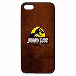 Jurassic Park Image Protective Iphone ipod touch4 / Iphone 5 Case Cover Hard Plastic Case for Iphone ipod touch4