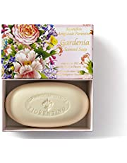 Gardenia geurende zeep, handgemaakte Italiaanse handzeep van Fiorentino, 300g