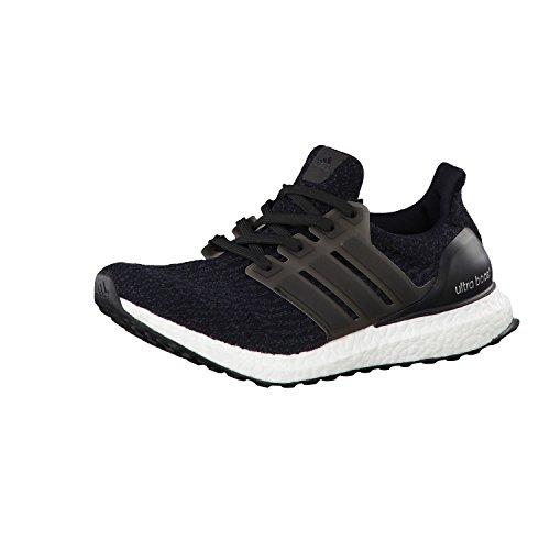 Adidas Ultraboost, Chaussures de Tennis Homme, Noir (Negbas/Negbas/Griosc), 44 EU