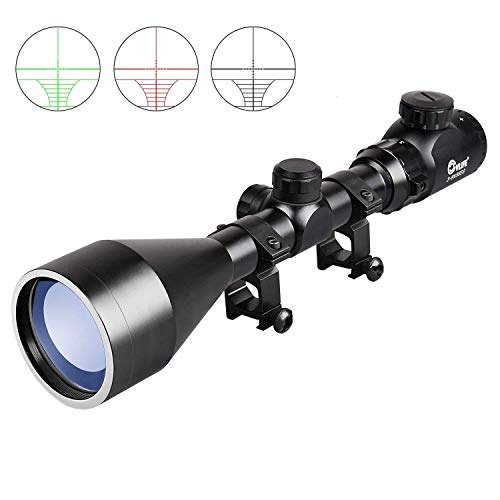 Best Air Rifle Scope - Review and Comparison