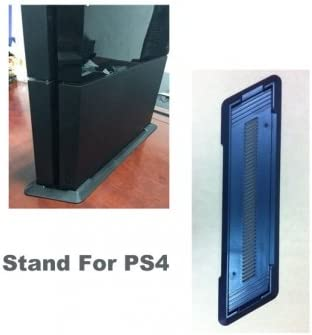 Vertical Stand Holder Case For Sony Playstation 4 PS4: Amazon.es: Electrónica