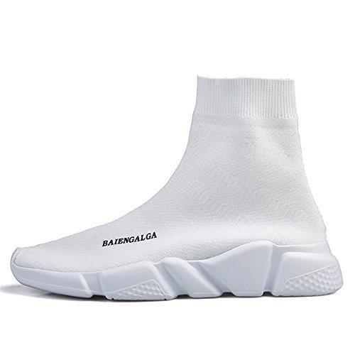 Uomo 40 White Bianco Shufang Mocassini shoes pqnwFFSUf