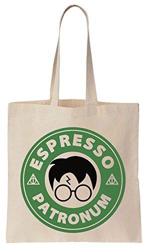 Compras Circle Espresso Bolsos Algodón de Reutilizables Tote Green de Bag Patronum n6w0EwTOqA