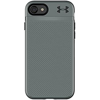 under armour iphone 7 case. under armour cell phone case for iphone 8/iphone 7 - graphite iphone e