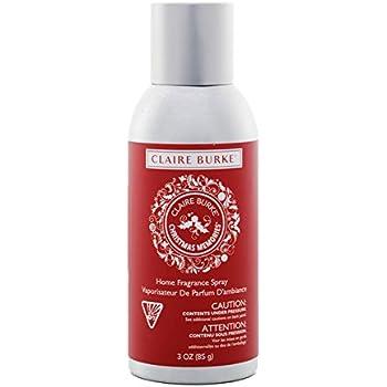 Claire Burke Home Fragrance Spray, Christmas Memories