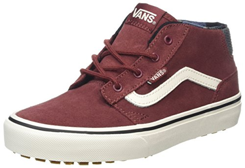 Chaussures de Brown Vans Running Mid Rouge Madder Enfant Marshamallowmte Chapman Mixte MTE fqqxtI4