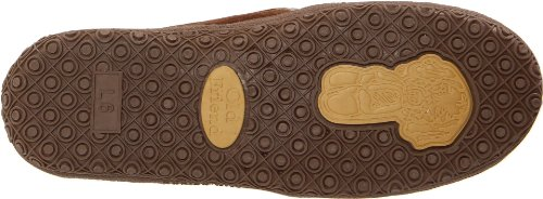 Vecchio Amico Womens Kentucky Mocassino Cioccolato Marrone