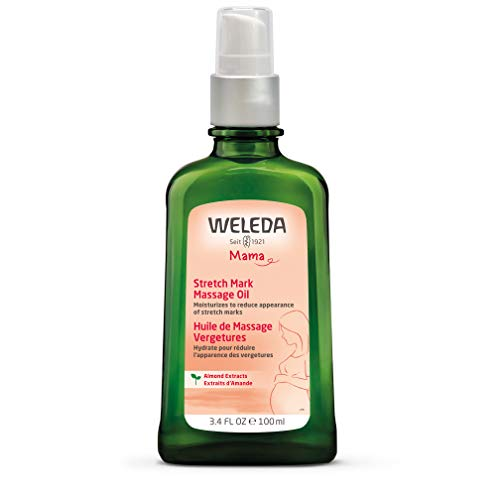 Weleda: Pregnancy Body Oil for Stretch Marks, 3.4 Ounce (Best Way To Remove Stretch Marks After Pregnancy)