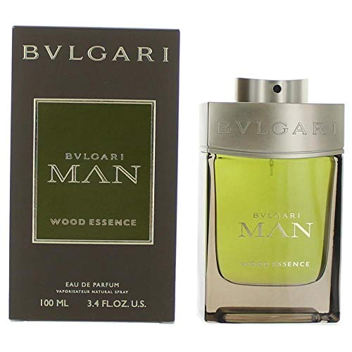 Ounce Mens 3.4 Edp - Bvlgari Man Wood Essence Edp 100Ml