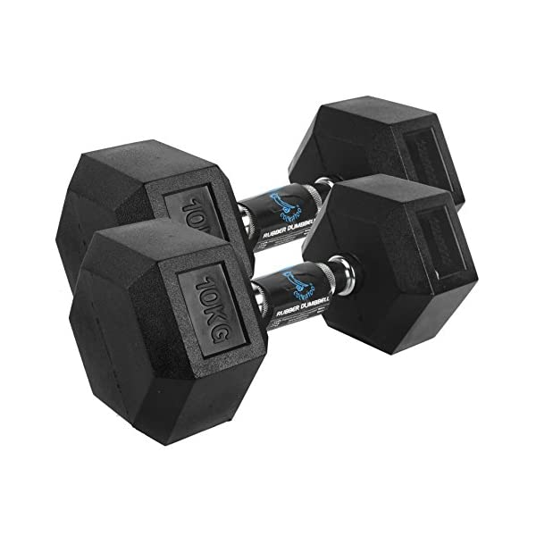Best dumbbell set for home gym India