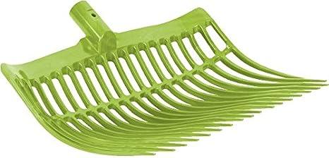 horizont 34711hg–Horca Virutas Tenedor–Original Sueco Tenedor, Color Verde