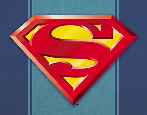 Logo Tin (Superman Logo Tin Sign)